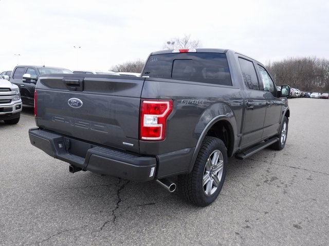 2018 F-150 SuperCrew Cab 4x4,  Pickup #FJ8161 - photo 5