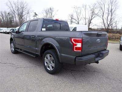 2018 F-150 SuperCrew Cab 4x4,  Pickup #FJ8161 - photo 2