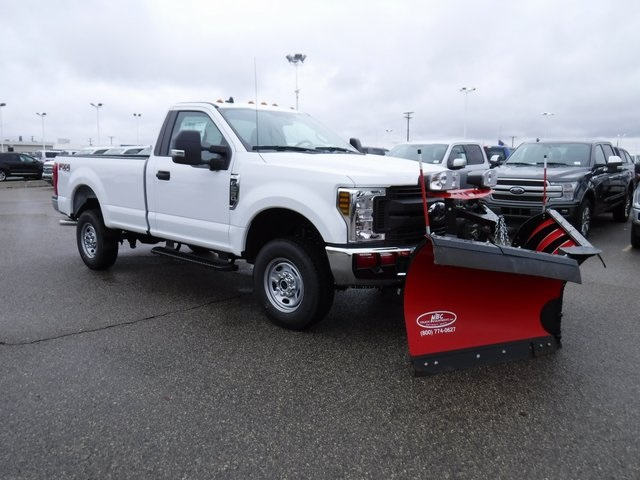 2019 F-250 Regular Cab 4x4,  Western Pickup #FK0336 - photo 3