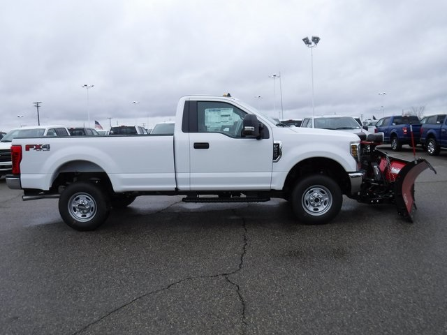 2019 F-250 Regular Cab 4x4,  Western Pickup #FK0336 - photo 4