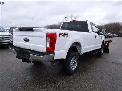 2019 F-250 Regular Cab 4x4,  Western Snowplow Pickup #FK0336 - photo 5