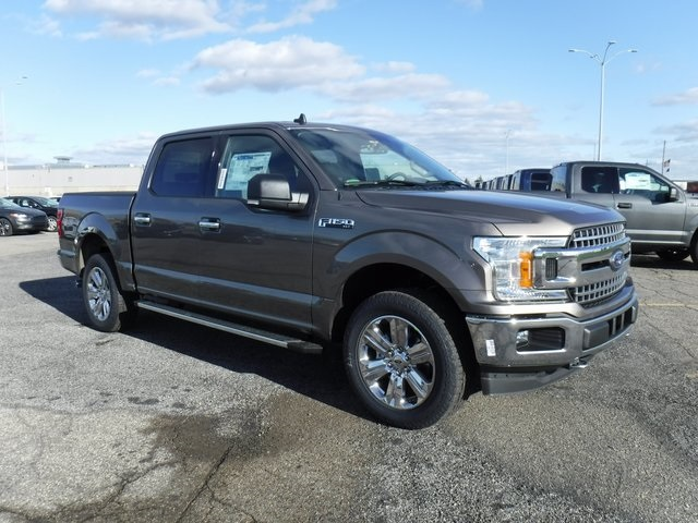 2019 F-150 SuperCrew Cab 4x4,  Pickup #FK0348 - photo 3