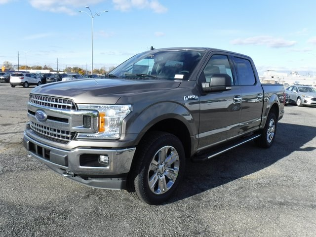 2019 F-150 SuperCrew Cab 4x4,  Pickup #FK0348 - photo 1