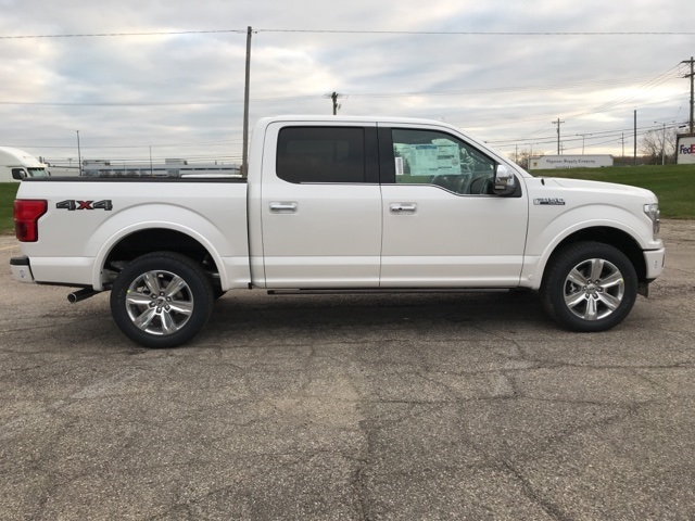 2019 F-150 SuperCrew Cab 4x4,  Pickup #FK0363 - photo 4