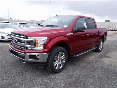 2019 F-150 SuperCrew Cab 4x4,  Pickup #FK0610 - photo 1