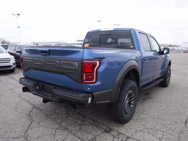 2019 F-150 SuperCrew Cab 4x4,  Pickup #FK0762 - photo 5