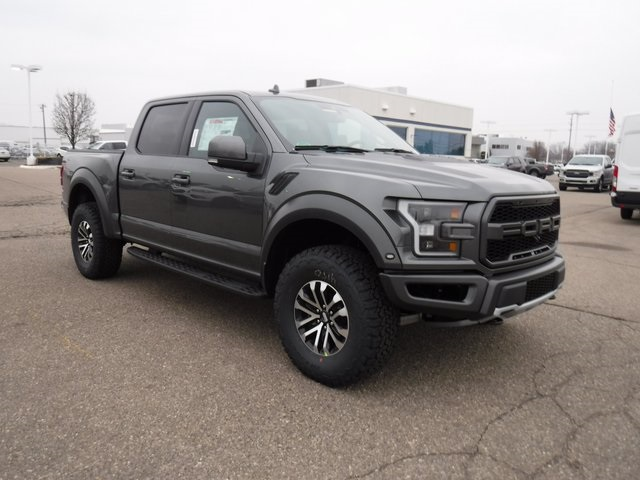 2019 F-150 SuperCrew Cab 4x4,  Pickup #FK0857 - photo 3