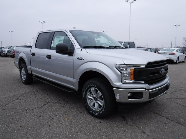 2019 F-150 SuperCrew Cab 4x4,  Pickup #FK0930 - photo 3