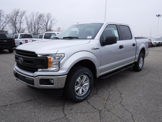 2019 F-150 SuperCrew Cab 4x4,  Pickup #FK0930 - photo 1