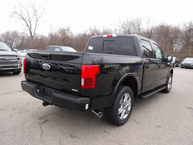 2019 F-150 SuperCrew Cab 4x4,  Pickup #FK0953 - photo 5