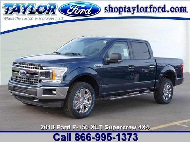 2018 F-150 Crew Cab 4x4, Pickup #11111 - photo 1