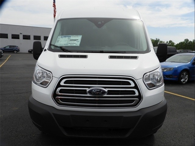 2018 Transit 350 Med Roof 4x2,  Empty Cargo Van #24721 - photo 15