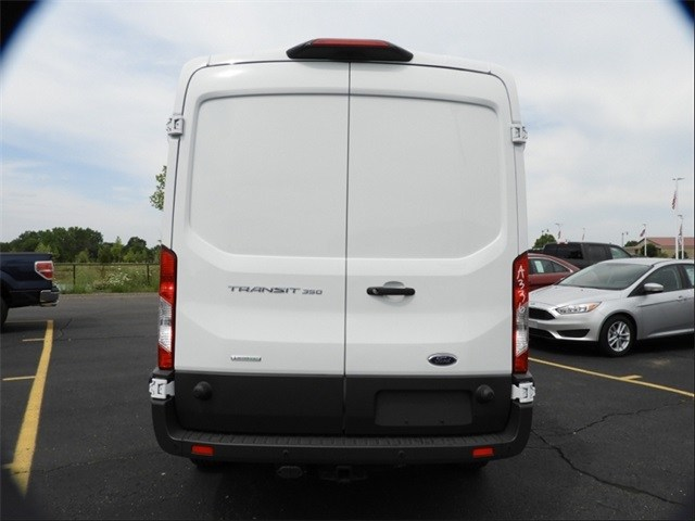 2018 Transit 350 Med Roof 4x2,  Empty Cargo Van #24721 - photo 17
