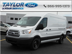 2018 Transit 350 Med Roof 4x2,  Empty Cargo Van #24721 - photo 1