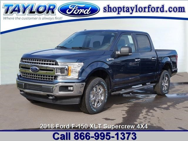 2018 F-150 Crew Cab 4x4, Pickup #25848 - photo 1