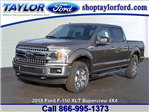 2018 F-150 Crew Cab 4x4 Pickup #25850 - photo 1