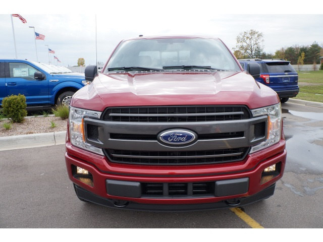 2018 F-150 Crew Cab 4x4 Pickup #29782 - photo 15