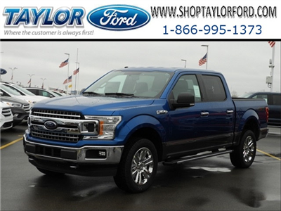 2018 F-150 Crew Cab 4x4, Pickup #42790 - photo 1