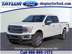 2018 F-150 Crew Cab 4x4 Pickup #43554 - photo 1