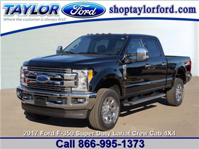 2017 F-350 Crew Cab 4x4 Pickup #45321 - photo 1