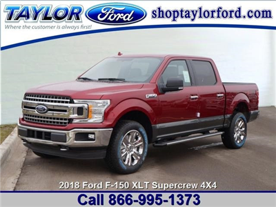 2018 F-150 Crew Cab 4x4, Pickup #56193 - photo 1