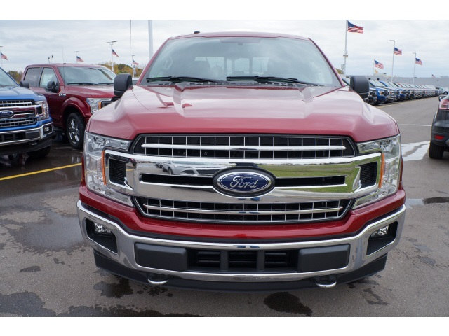 2018 F-150 Crew Cab 4x4 Pickup #60659 - photo 14