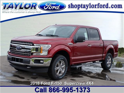 2018 F-150 Crew Cab 4x4 Pickup #60659 - photo 1