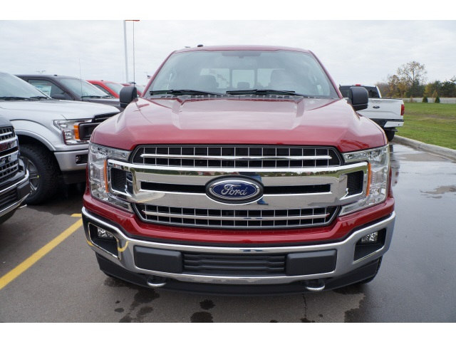 2018 F-150 Crew Cab 4x4 Pickup #60665 - photo 15