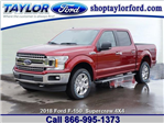 2018 F-150 Crew Cab 4x4 Pickup #60665 - photo 1