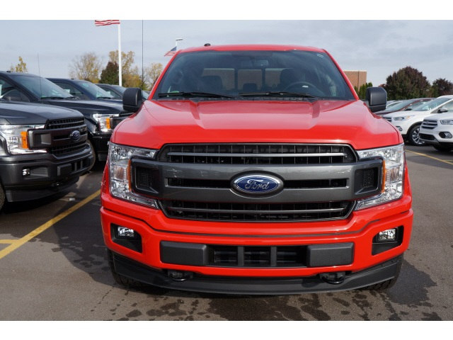 2018 F-150 Crew Cab 4x4 Pickup #60673 - photo 15