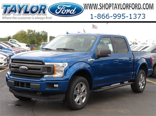 2018 F-150 SuperCrew Cab 4x4,  Pickup #65617 - photo 1