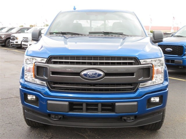 2018 F-150 SuperCrew Cab 4x4,  Pickup #65617 - photo 3