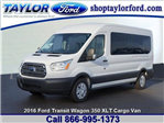 2016 Transit 350 Med Roof, Passenger Wagon #67414 - photo 1