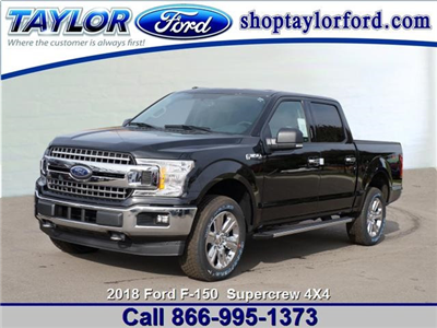 2018 F-150 Crew Cab 4x4 Pickup #78317 - photo 1