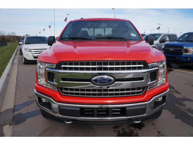 2018 F-150 Crew Cab 4x4 Pickup #78323 - photo 13