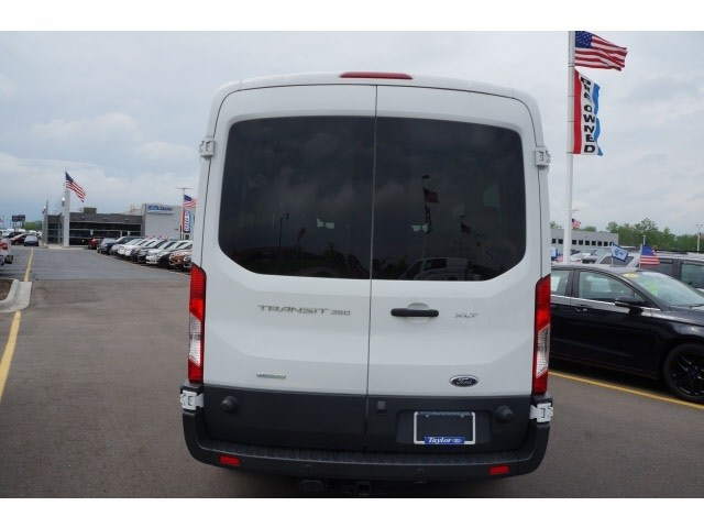 2016 Transit 350 Med Roof, Passenger Wagon #83102 - photo 17