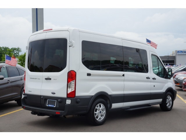 2016 Transit 350 Med Roof, Passenger Wagon #83102 - photo 2