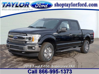 2018 F-150 Crew Cab 4x4 Pickup #92796 - photo 1