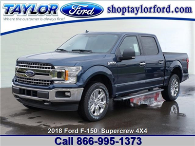 2018 F-150 Crew Cab 4x4 Pickup #92801 - photo 1