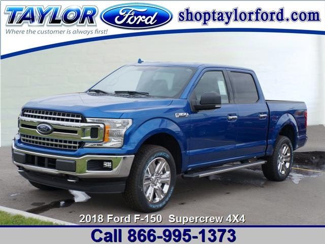 2018 F-150 Crew Cab 4x4 Pickup #92808 - photo 1