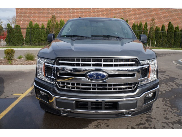 2018 F-150 Crew Cab 4x4 Pickup #B25833 - photo 15
