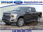 2018 F-150 Crew Cab 4x4 Pickup #B25833 - photo 1
