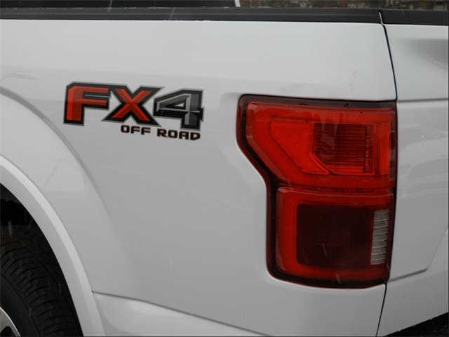 2018 F-150 SuperCrew Cab 4x4, Pickup #C77986 - photo 24