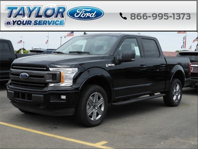 2018 F-150 SuperCrew Cab 4x4,  Pickup #D26933 - photo 1