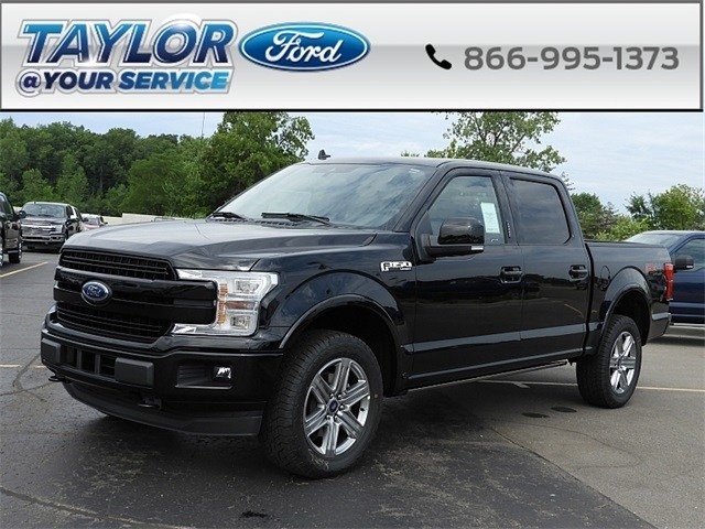 2018 F-150 SuperCrew Cab 4x4,  Pickup #D51108 - photo 1