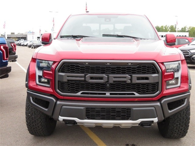 2018 F-150 SuperCrew Cab 4x4,  Pickup #E44802 - photo 3