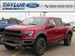 2018 F-150 SuperCrew Cab 4x4,  Pickup #E44802 - photo 1