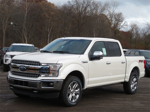 2019 F-150 SuperCrew Cab 4x4,  Pickup #KFA12421 - photo 3