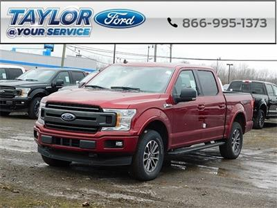 2019 F-150 SuperCrew Cab 4x4,  Pickup #KFA33920 - photo 1