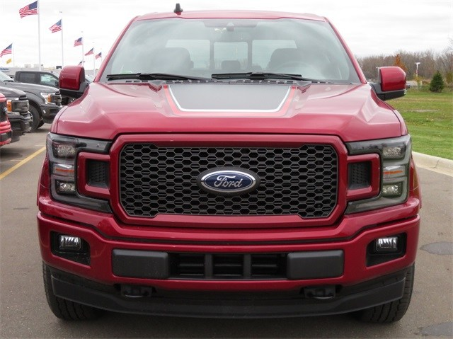 2019 F-150 SuperCrew Cab 4x4,  Pickup #KFA43204 - photo 3
